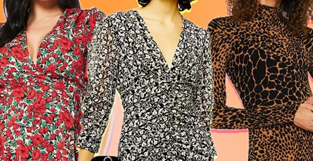 21 midi dress styles voted 'best' by fashion edito