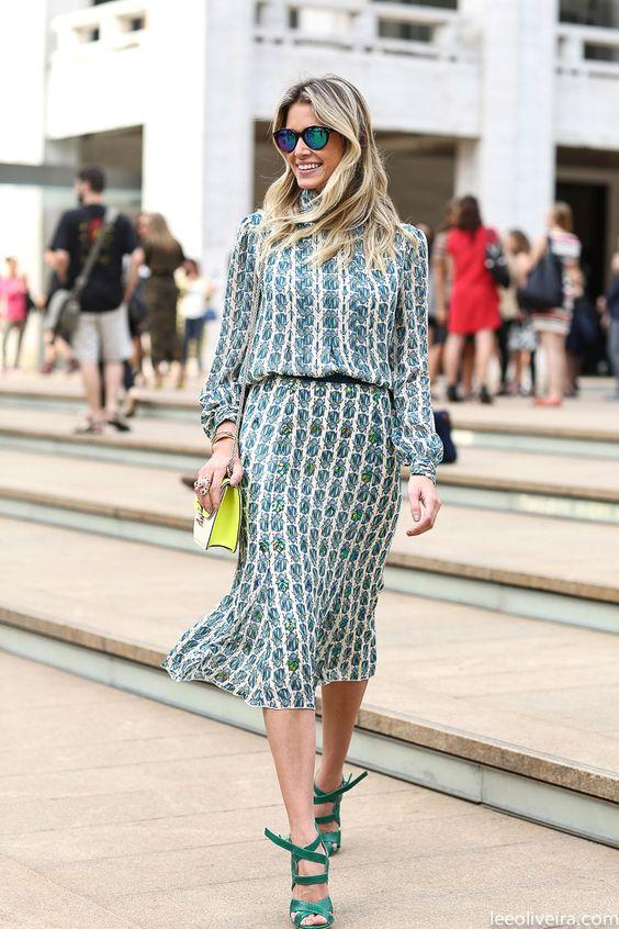 Casual Midi Dress Styles | Best Dresses 20