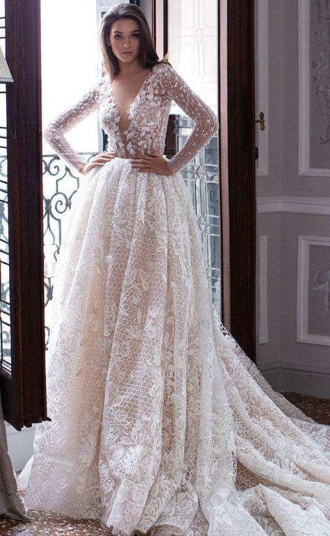 Milla Nova Wedding Dresses - Royal Bridal Collecti