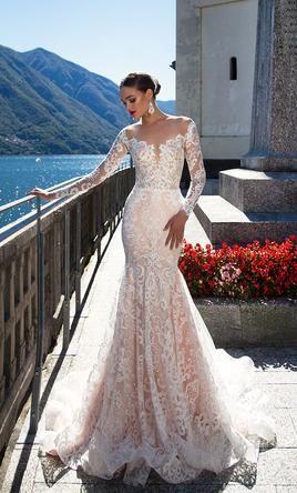 Milla Nova Ariana Wedding Dress | New, Size: 6, $1,499 | Wedding .
