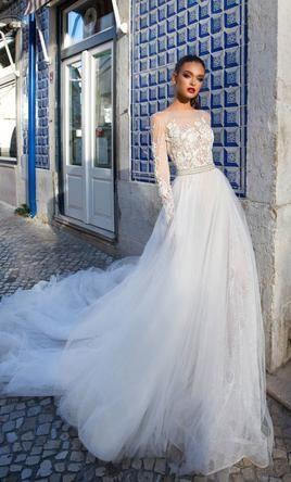 Milla Nova Marta Wedding Dress | New, Size: 6, $1,899 in 2020 .