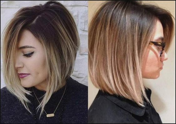 14 Best New Year Hair Style 2019 Cool And Trendy | Bob hairstyles .