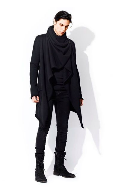 101 Best Non Binary Fashion Inspiration | Futuristic fashion, Dark .