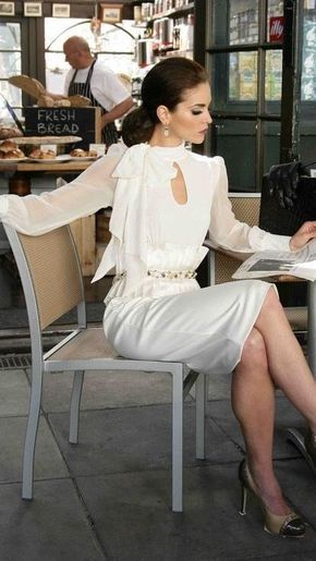 15 Best Outfit That Make Your Looks More Feminine | Elegant outfit .