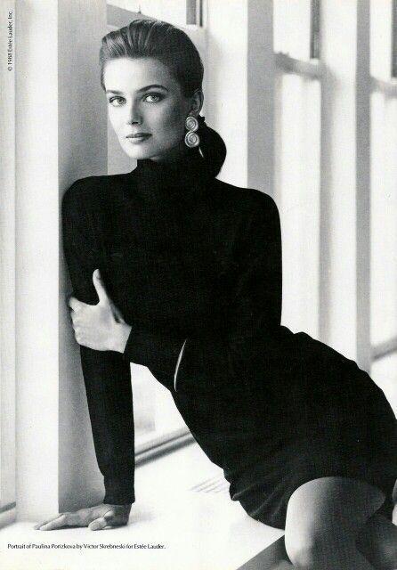 fashion - 50+ Best Picture Paulina Porizkova | Fotografi, Fi