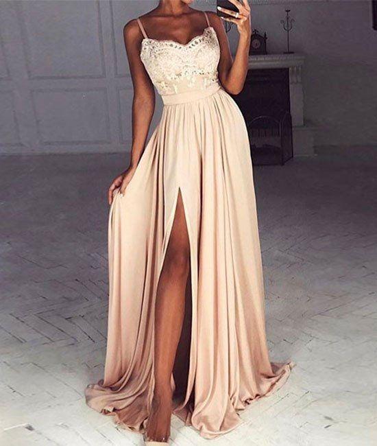 50 Best Prom Dress Inspiration | Ballkleid, Abschlussball kleider .