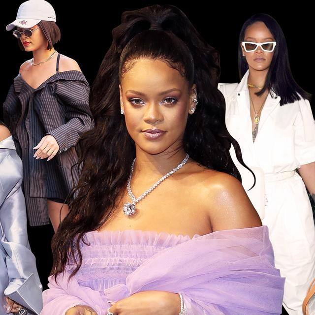 Rihanna's Best Street Style - Rihanna's Best Loo