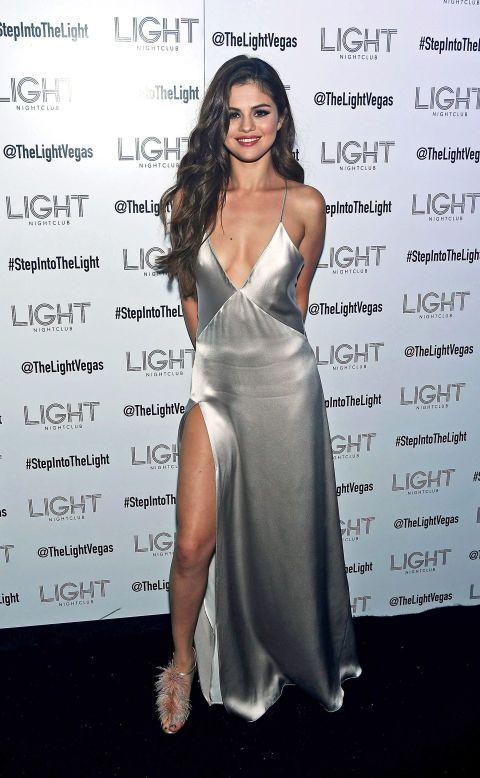 Selena Gomez Just Wore $21.5K Worth of Tiffany & Co. Diamonds and .