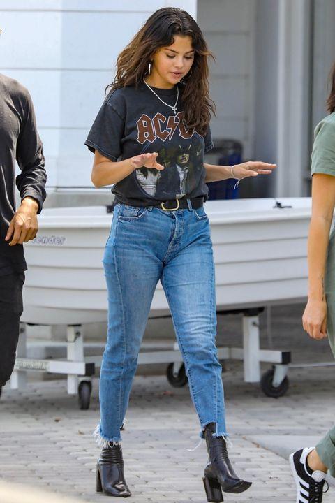 Selena Gomez's Best Looks - Selena Gomez Street Sty