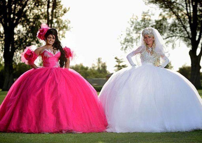 Pin on Gypsy wedding dre