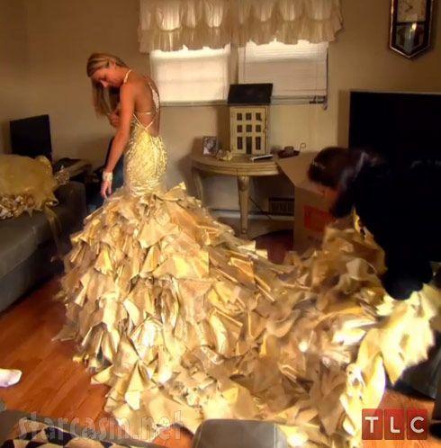 Pin on Big Fat Gypsy Wedding Dress