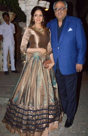 15 The Best Sridevi Kapoor Looks You will Miss | Indian gowns .