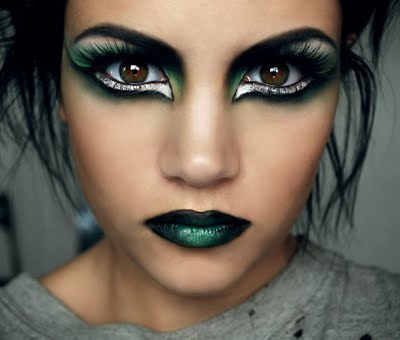 Epic 25 Best STEAMPUNK Make Up for Halloween https://fazhion.co .