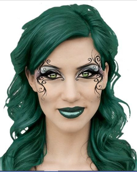 25 Best STEAMPUNK Make Up for Halloween | Schonheit.info .