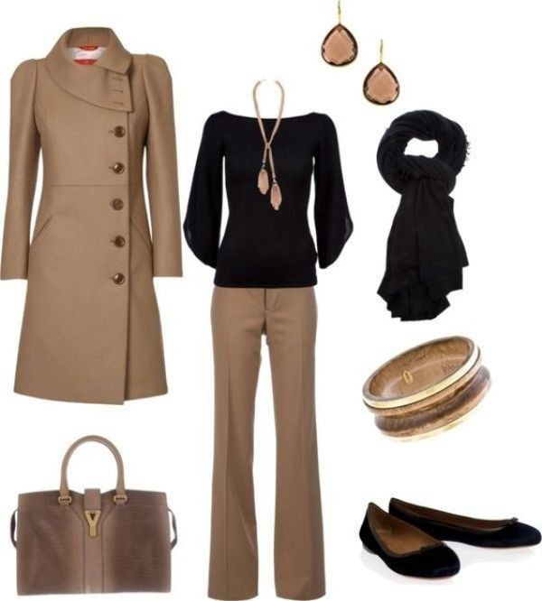 85+ Fashionable Work Outfit Ideas for Fall & Winter 2020 | Pouted .