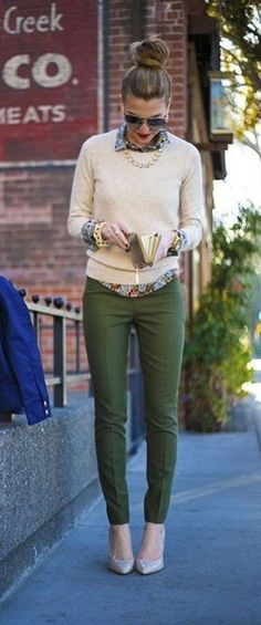 90+ Best casual work outfit winter images | work outfit, work .