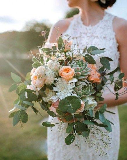 Succulent Bouquet Wedding Magazines 68+ Best Ideas | Bridal .
