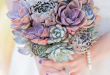 The 7 Best Succulents for Wedding Arrangemen