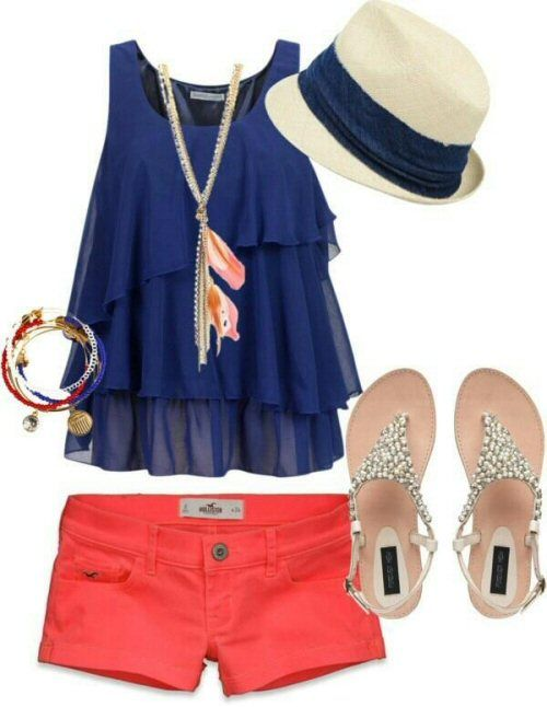 30 Cute, Casual, Stylish Summer Outfits & Dresses For Teens .