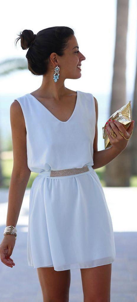 Best Summer Work Dresses – fashiontur.com in 2020   Fashion .