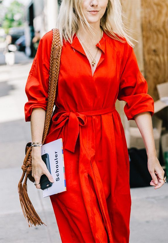 The French Woman's Summer Wardrobe   Goop   Summer work dresses .