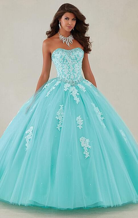 50 Best Sweet 16 Dresses Ideas | Princess ball gowns, Quincenera .