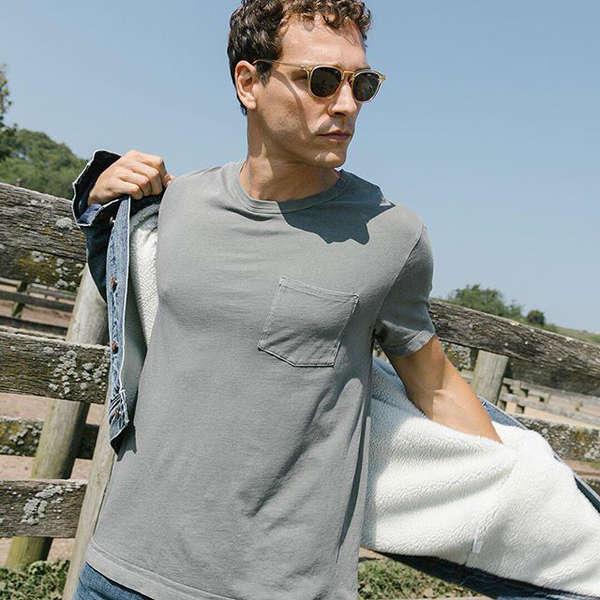 10 Best Men's Pocket Tees | Rank & Sty