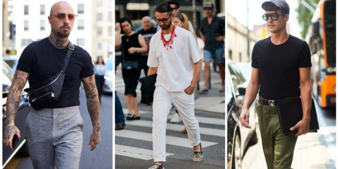 5 Best T-Shirt Styles Every Man Should Own - The Trend Spott