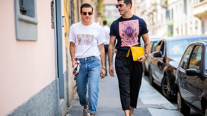 5 BEST T-SHIRT STYLES EVERY MAN SHOULD OWN – Topmostrendi