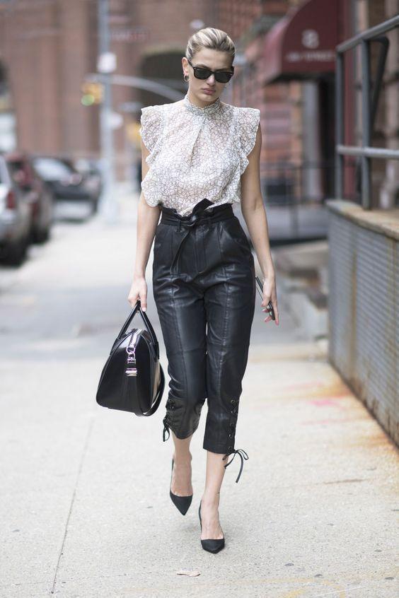 15 Die besten Trend Damen Street Styles #kendalljenner #modetrends .
