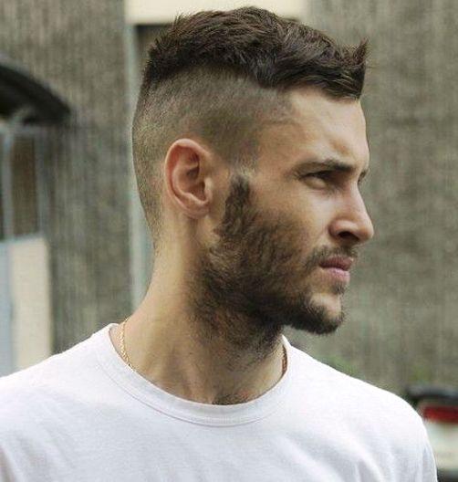 short undercut hairstyles men | Short hair undercut, Mens .