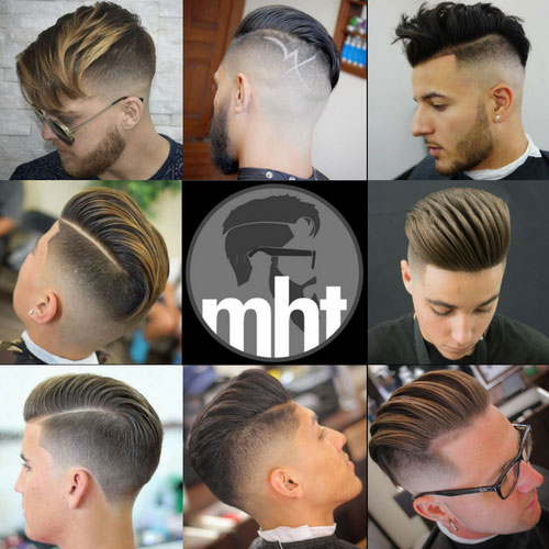 27 Best Undercut Hairstyles For Men (2020 Guid