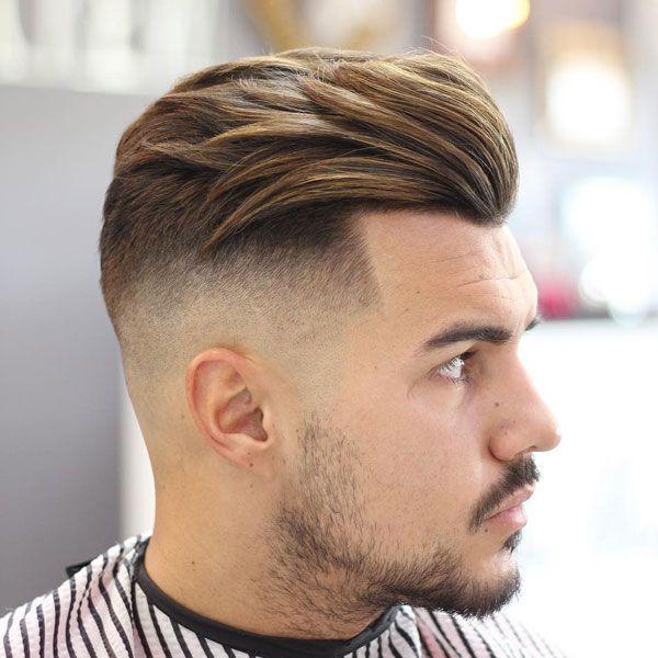 125 Best Haircuts For Men in 2020 | Mens haircuts fade, Undercut .