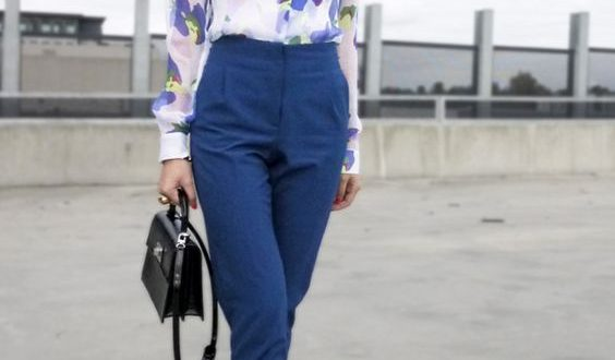 If you're afraid to wear prints | Womens business casual .