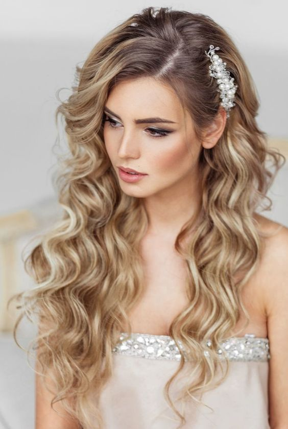 wedding hairstyle inspiration hairstyle ideas 3 1 | Hair styles .