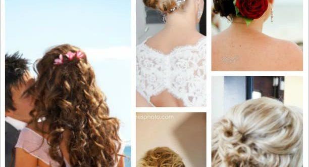 Best Beach Wedding Hairstyles | Destination Wedding Detai
