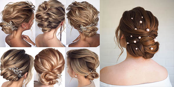 Best Wedding Hairstyles that Needs to be in every Bride's Galle