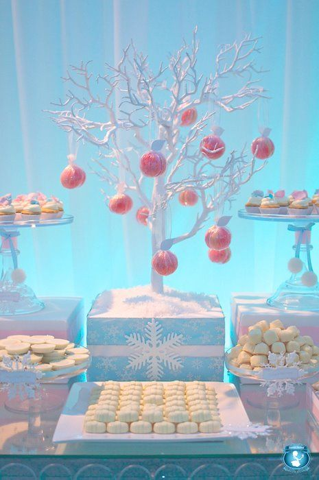 Winter Wonderland. Birthday Party. Baby Shower. I want to do a .