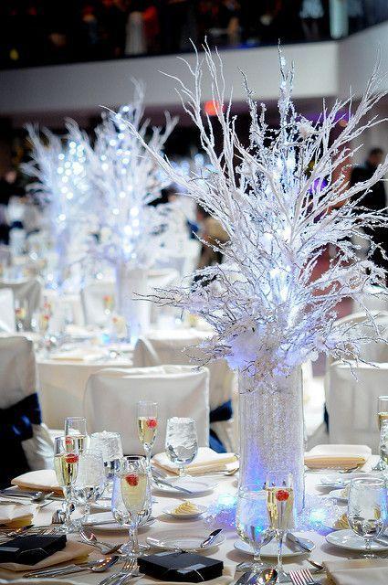 25 Best Winter Wonderland Theme Party | Winter wonderland wedding .