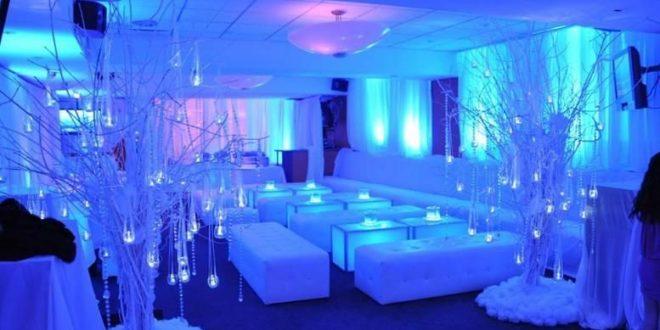 Best Winter Wonderland Theme Party – fashiontur.com in 2020 .