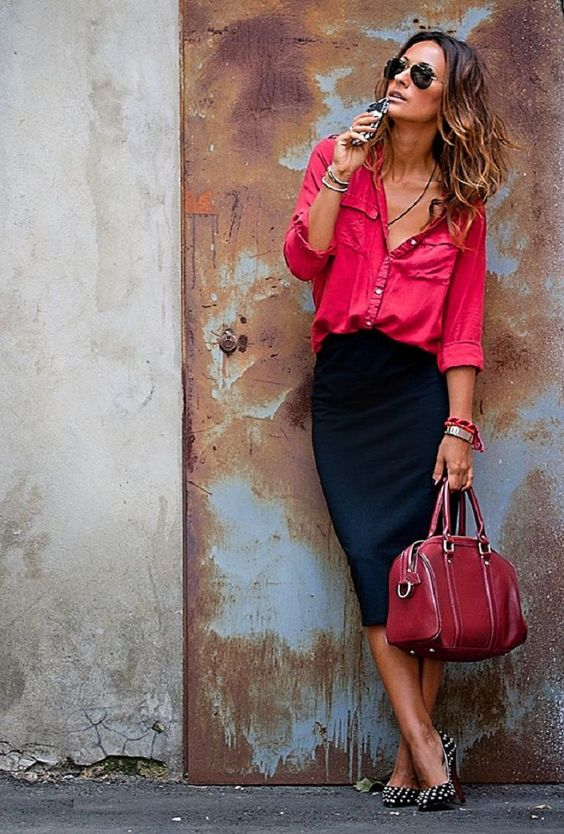 The Best Outfit Ideas of April 2016 - Styleohol