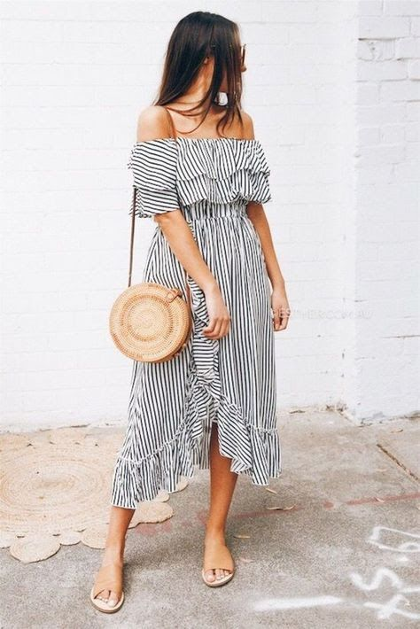 15 Summer Holiday Looks For Fashion-Forward Girls - Styleohol