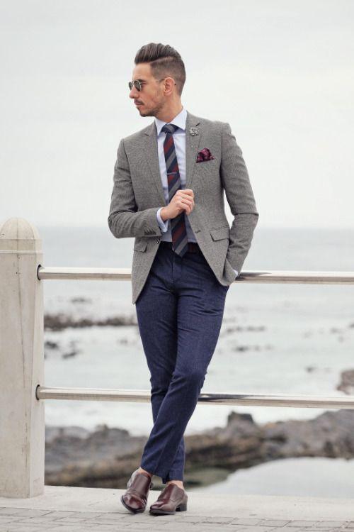 Men's Street Style Inspiration #40 | MenStyle1- Men's Style Blog .