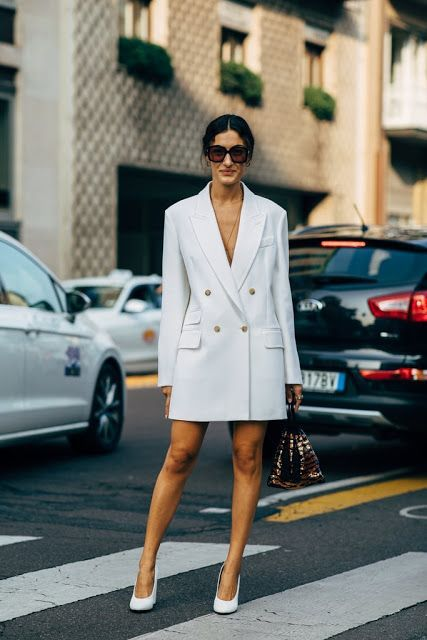 summer outfits women casual fashion ideas simple, white blazer .