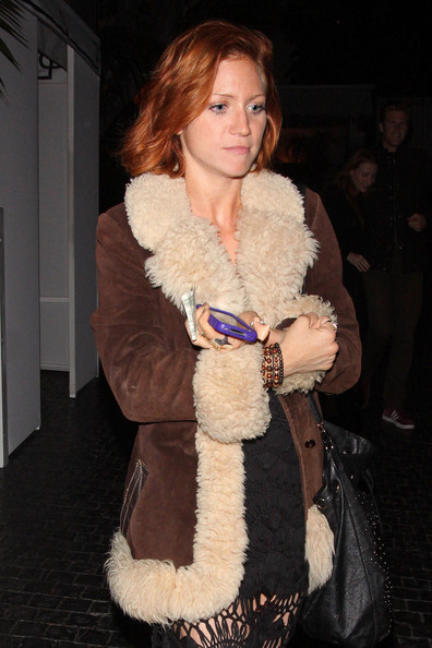 Brittany Snow - Brittany Snow Photos - Brittany Snow with Red Hair .