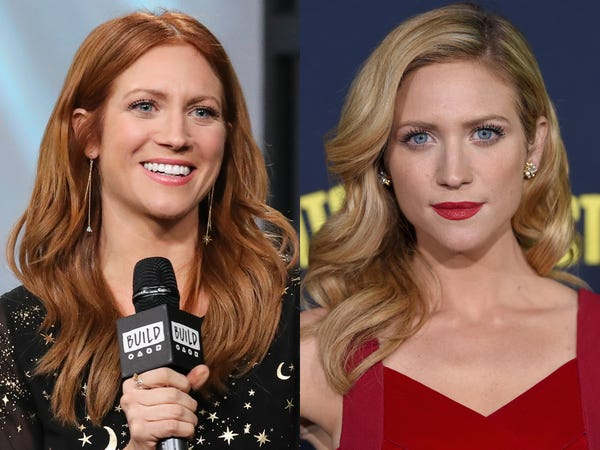 Redhead celebrities that are naturally blonde - Insid