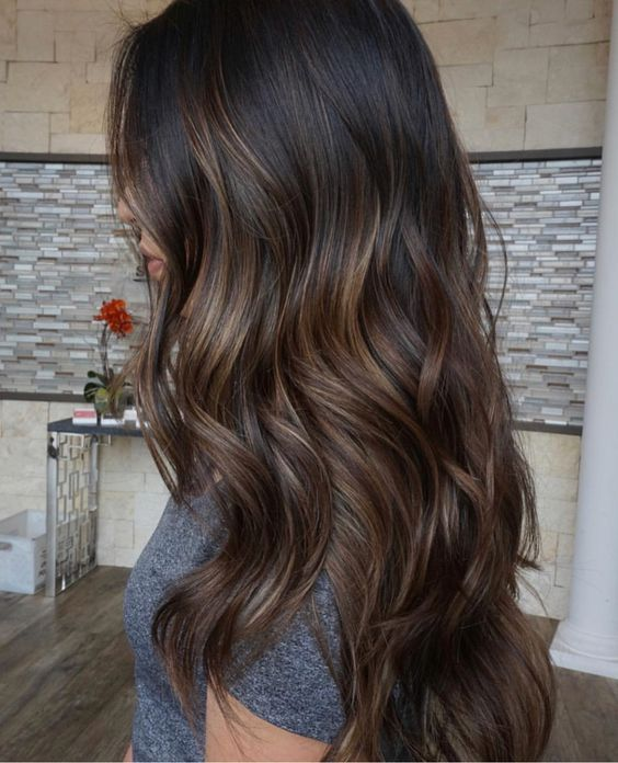 67 Brown Hair Colors Ideas For Winter 2019 Koees Blog | Brown hair .