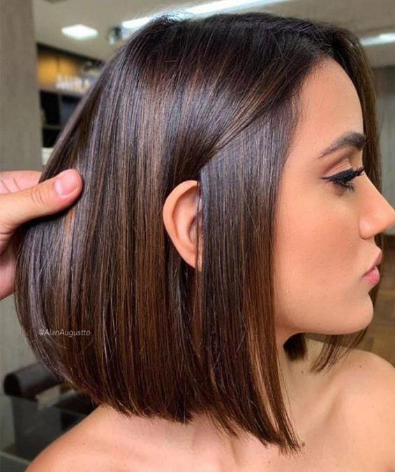 The Best Rich Brown Hair Color Ideas for Brunette Girls | Rich .