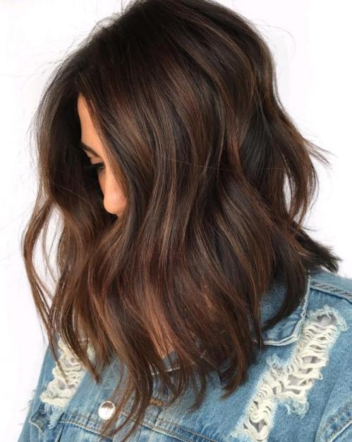 60 Chocolate Brown Hair Color Ideas for Brunett