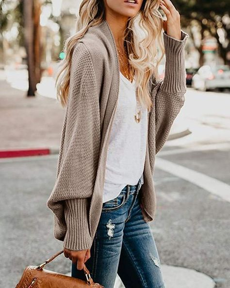 45 Casual Winter Outfits That Will Keep You Warm & Cute .